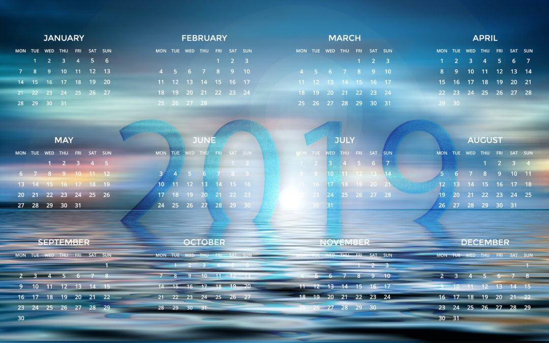 2019 Year End Reflection and Lessons Learned